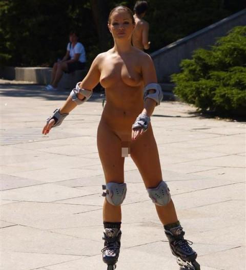裸で割と本気でスポーツしてるエロ画像wwwwwww(31枚)・6枚目