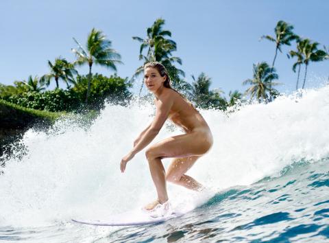 【裸サーフィン】男 前 す ぎ る お 姉 さ ん た ち を ご 覧 く だ さ い(画像31枚)・9枚目