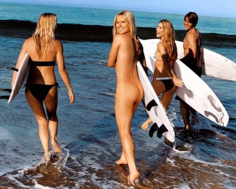 【裸サーフィン】男 前 す ぎ る お 姉 さ ん た ち を ご 覧 く だ さ い(画像31枚)・12枚目