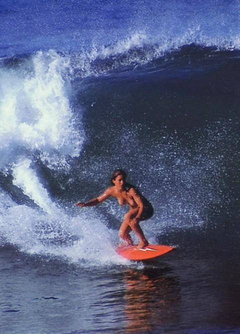 【裸サーフィン】男 前 す ぎ る お 姉 さ ん た ち を ご 覧 く だ さ い(画像31枚)・21枚目