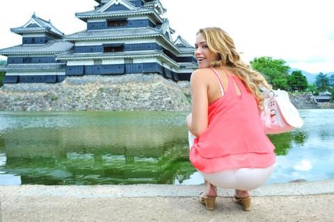 【画像あり】マッサンも真っ青な金髪美女と信州に温泉旅行行った話するwwwwwwwwwwwww(※動画もあり)・13枚目