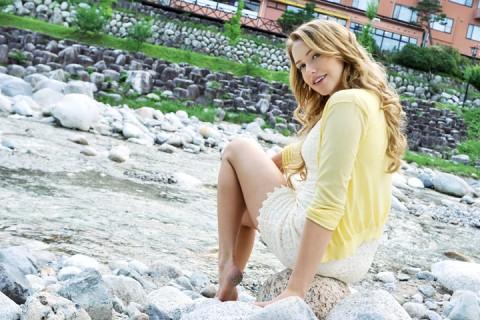 【画像あり】マッサンも真っ青な金髪美女と信州に温泉旅行行った話するwwwwwwwwwwwww(※動画もあり)・14枚目