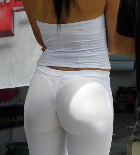 【破廉恥注意】レギンスの上に何も穿かない女ってパンストで歩いてるようなものだよな・・・(※画像あり)・10枚目
