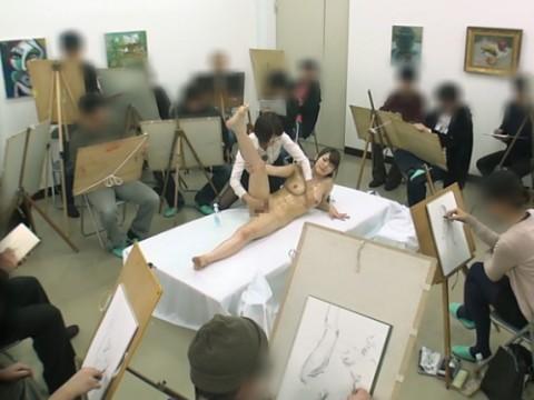 【※画像あり】女ですが、ヌードモデルの仕事行ったら酷い目に会った・・・・・・・・・1枚目