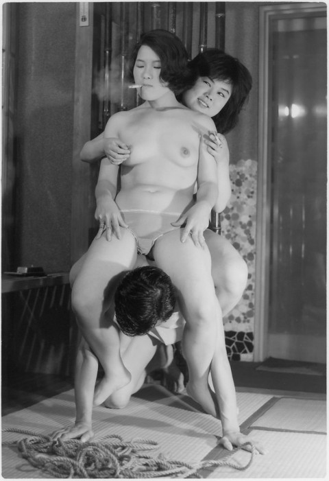 【モノクロ】昭和のSM画像。24だけ閲覧注意wwwwwwwwwwwwwwwwww・24枚目
