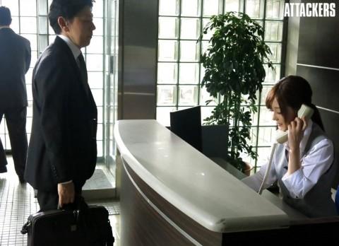 【悲惨】受付嬢ですが、会社に出入りしているDQN作業員にレイプされ続けてます・・・・・・(※画像あり)・2枚目