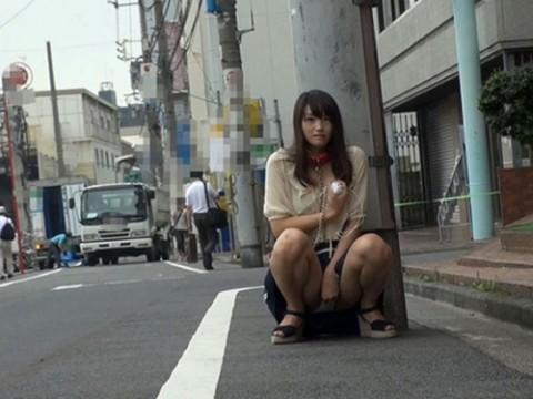 【納得】これが日本の露出狂だ。堂々としてるのはどうもイカン・・・(画像20枚)・1枚目