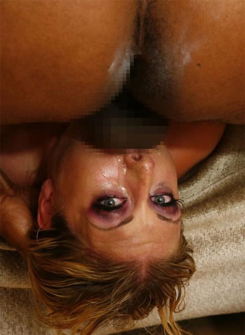 【 閲覧注意 】 窒 息 寸 前 ま で イ ラ マ チ オ し た と き の 女 の 顔 ヤ バ す ぎ ・・・・・・・・・・・(※画像あり)・8枚目