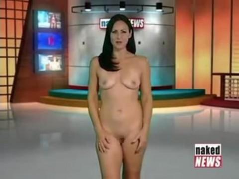 【放送事故】全裸でニュースを読む女性ニュースキャスター現るwwwwwwwwwwwww(29枚)・2枚目