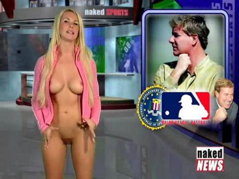 【放送事故】全裸でニュースを読む女性ニュースキャスター現るwwwwwwwwwwwww(29枚)・11枚目