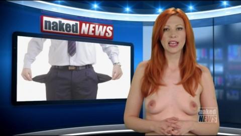 【放送事故】全裸でニュースを読む女性ニュースキャスター現るwwwwwwwwwwwww(29枚)・14枚目