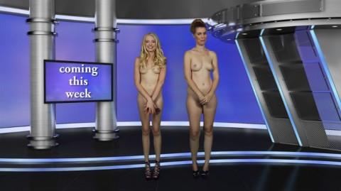 【放送事故】全裸でニュースを読む女性ニュースキャスター現るwwwwwwwwwwwww(29枚)・16枚目
