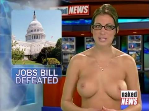 【放送事故】全裸でニュースを読む女性ニュースキャスター現るwwwwwwwwwwwww(29枚)・17枚目