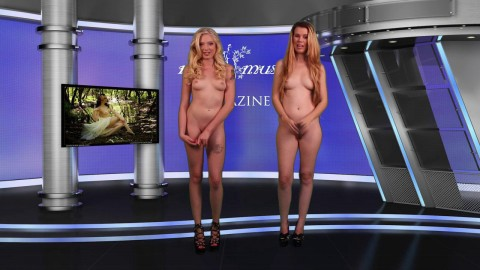 【放送事故】全裸でニュースを読む女性ニュースキャスター現るwwwwwwwwwwwww(29枚)・22枚目