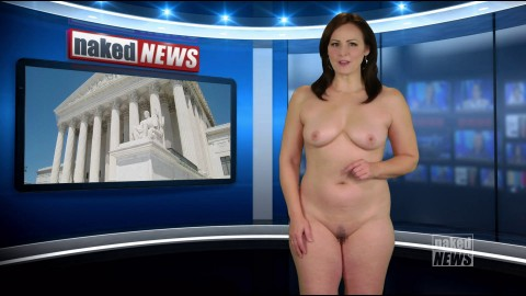 【放送事故】全裸でニュースを読む女性ニュースキャスター現るwwwwwwwwwwwww(29枚)・27枚目