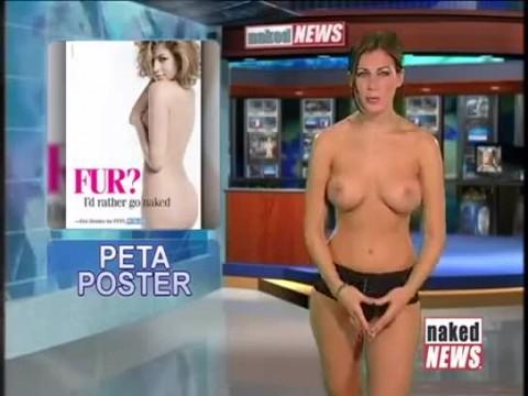 【放送事故】全裸でニュースを読む女性ニュースキャスター現るwwwwwwwwwwwww(29枚)・6枚目