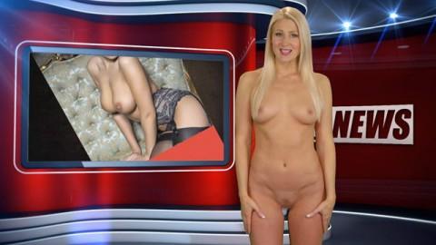 【放送事故】全裸でニュースを読む女性ニュースキャスター現るwwwwwwwwwwwww(29枚)・9枚目