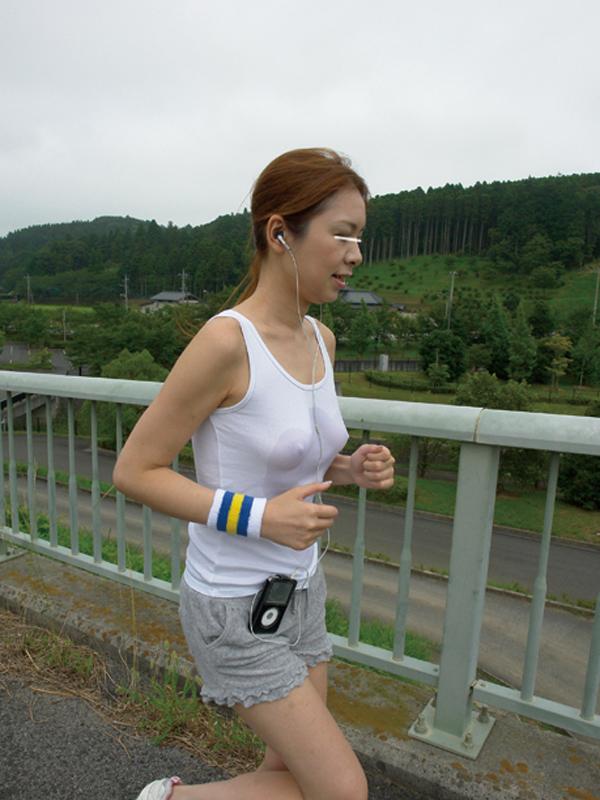 【下心あり】おやじたちがこぞってジョギング始める理由がこちら(画像20枚)・19枚目