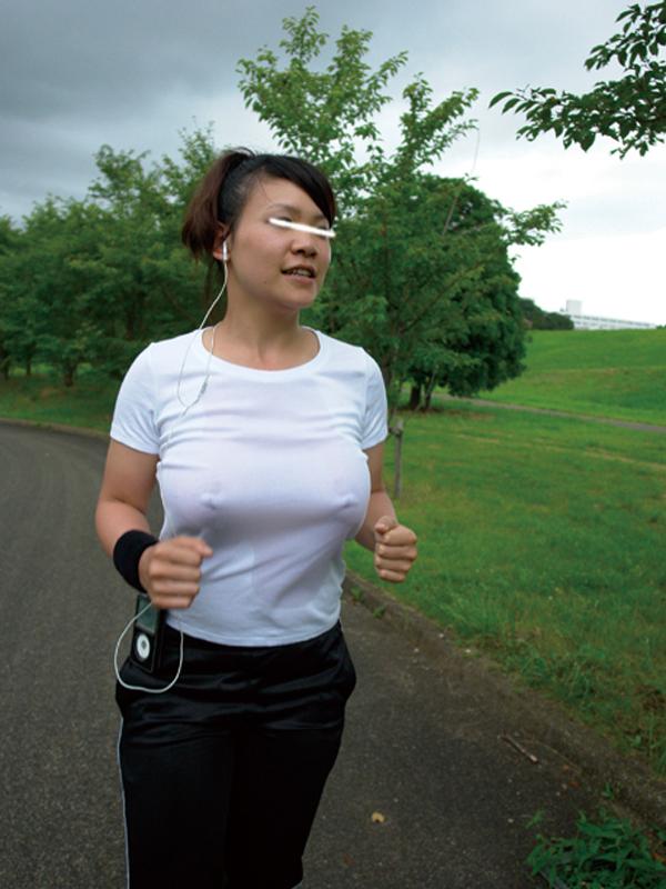 【下心あり】おやじたちがこぞってジョギング始める理由がこちら(画像20枚)・16枚目