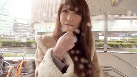 【動画】大阪ミナミでナンパしたスタイル抜群のモデル系美女をハメ撮り・1枚目