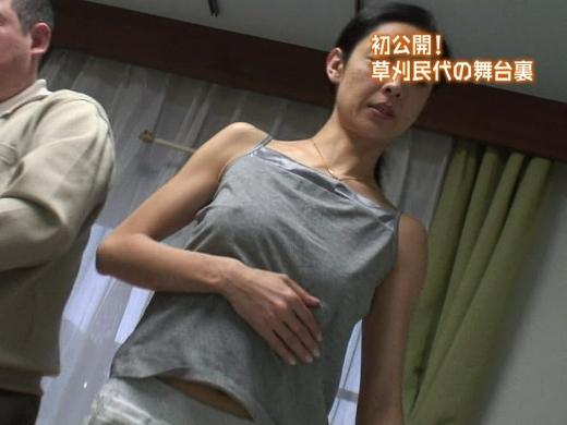 """【画像20枚】テレビに映った """"T首透けポッチ"""" 事件史(※有名芸能人多数)"""