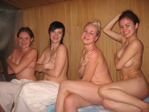 【天国】金髪美女が集まる全裸サウナエロすぎやろ・・・・・・・・・・・・・・・・・(画像29枚)・28枚目