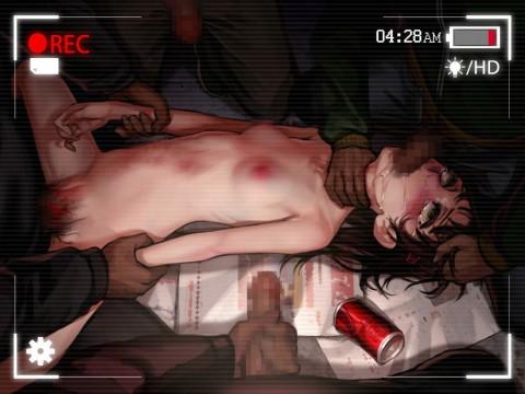 【鬼畜注意】この首絞めレイプ画像見て気分悪くなったアナタは正常。(25枚)・1枚目