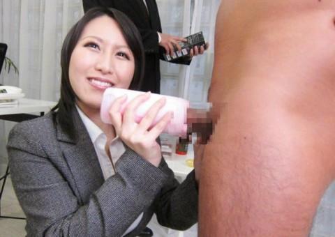 【M男必見】言葉責めされながら扱いてほしいオナホ手コキ画像ください!!!!!・21枚目