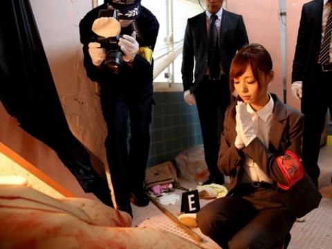 「ア●フェア」の篠●涼子が捜査のために手段を選ばないえろ女刑事だったら・・・・・こんな感じ?(ムービー)