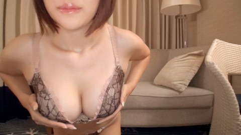 【動画】「顔よし乳よしフェラチオよし」の3拍子揃った素人専門学生エロすぎ・・・・・・・・・11枚目