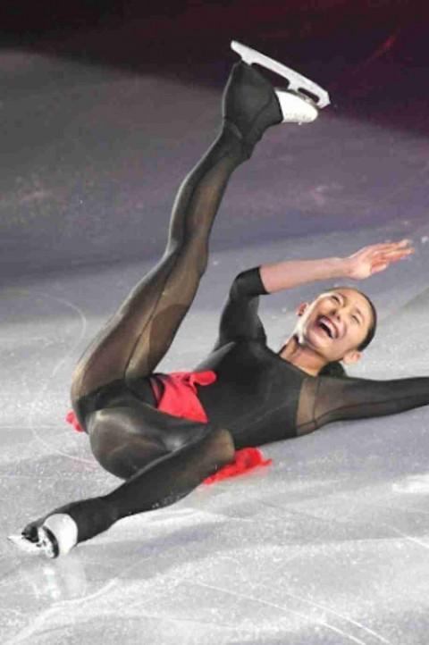 【画像】女子フィギュアスケートの見どころの一つがこちらwwwwwwwwwwwwwwww(23枚)・1枚目