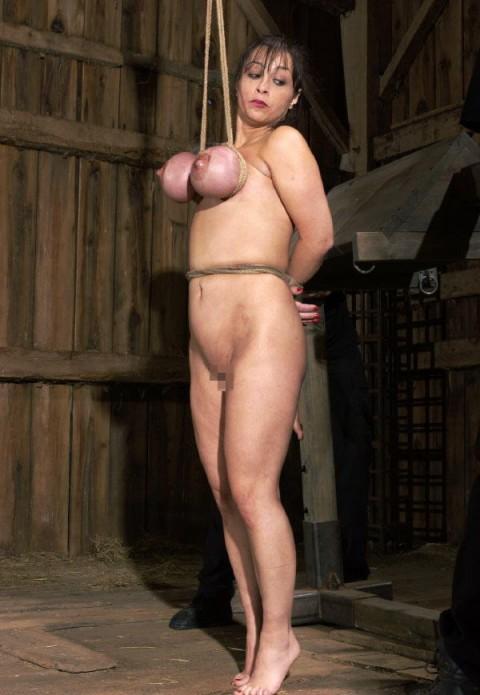 【画像あり】 巨 乳 の 彼 女 を 懲 ら し め る 最 も 効 果 的 な 方 法 wwwwwwwwwwwwwwwww(※閲覧注意)・9枚目