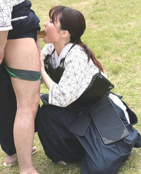 【剣道エロ画像】彼女が道着を脱ぎ捨てたら・・・(23枚)・17枚目