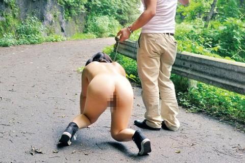 【画像あり】彼 女 が ド M な 裸 族 で 手 に 負 え な い wwwwwwwwwwwwwwwwwwww・1枚目