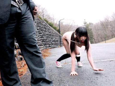 【画像あり】彼 女 が ド M な 裸 族 で 手 に 負 え な い wwwwwwwwwwwwwwwwwwww・4枚目
