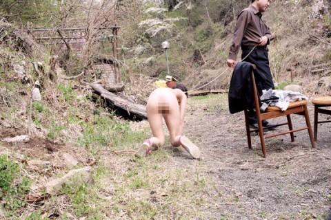 【画像あり】彼 女 が ド M な 裸 族 で 手 に 負 え な い wwwwwwwwwwwwwwwwwwww・7枚目