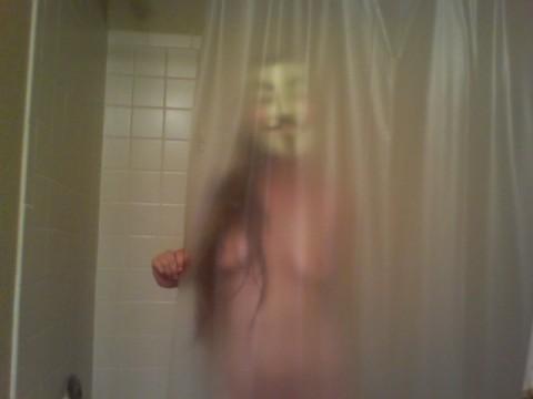 【素人】ガイ・フォークスの仮面をかぶった女たちが普段の10倍卑猥になる件(※画像あり)・15枚目