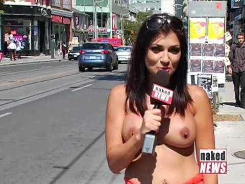 【画像あり】海外には女性が全裸で本当のニュースを伝える番組があるらしいwwwwwwwwwww(28枚)・2枚目