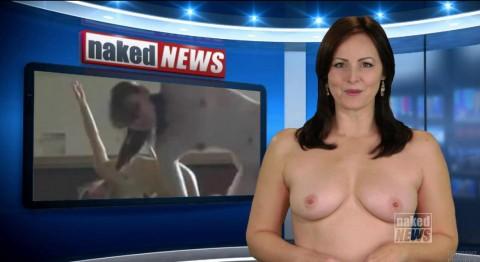 【画像あり】海外には女性が全裸で本当のニュースを伝える番組があるらしいwwwwwwwwwww(28枚)・4枚目