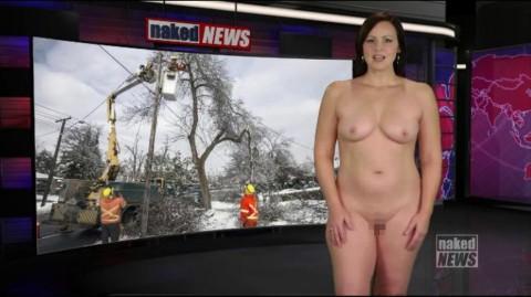 【画像あり】海外には女性が全裸で本当のニュースを伝える番組があるらしいwwwwwwwwwww(28枚)・8枚目