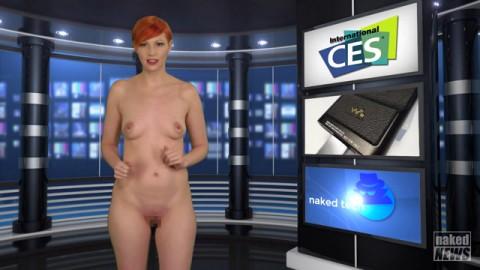 【画像あり】海外には女性が全裸で本当のニュースを伝える番組があるらしいwwwwwwwwwww(28枚)・10枚目