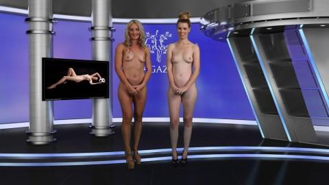 【画像あり】海外には女性が全裸で本当のニュースを伝える番組があるらしいwwwwwwwwwww(28枚)・11枚目