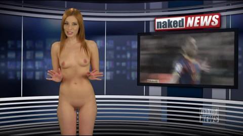 【画像あり】海外には女性が全裸で本当のニュースを伝える番組があるらしいwwwwwwwwwww(28枚)・12枚目
