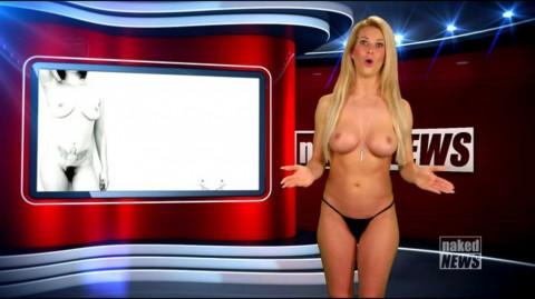 【画像あり】海外には女性が全裸で本当のニュースを伝える番組があるらしいwwwwwwwwwww(28枚)・20枚目