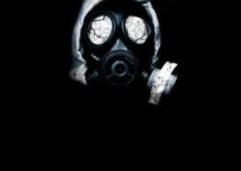 【アダルト画像】(回覧注意)毒ガスで死んでいく映像が怖すぎる