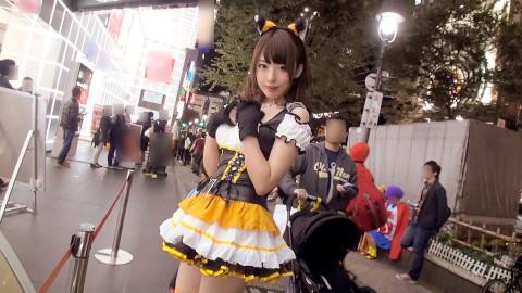 ハロウィンの渋谷でエロいコスプレした子猫ちゃんを拾った結果wwwwwwwwwwwww(※動画あり)・2枚目