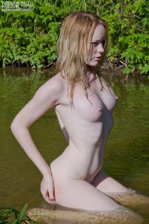 アルビノ nude  無修正   GIF 画像】アルビノとかいう美しい女性の全裸画像貼っていく(19枚 ...