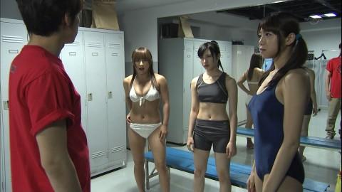 【画像22枚】テレビってこんなに大人の女にスク水着せてんだなwwwwwwヤバくねwwwwwwwww・11枚目