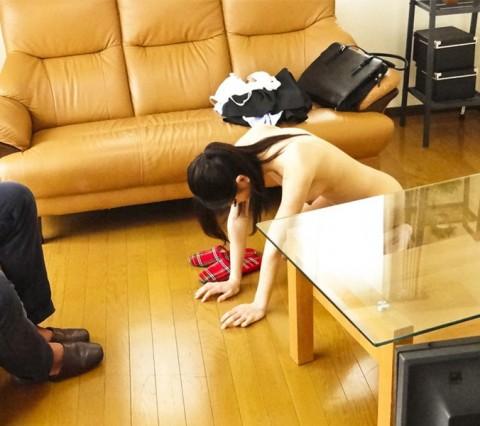 【※ドS必見】全裸で土下座してる女のエロさは異常wwwwwwwwwwwwwwwwwww(21枚)・13枚目
