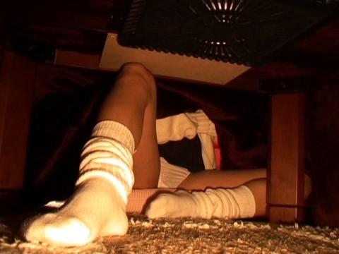 """【※画像あり】""""こたつ""""とかいう家庭内盗撮のためにあるようなエロ暖房器具wwwwwwwwwwwww・15枚目"""